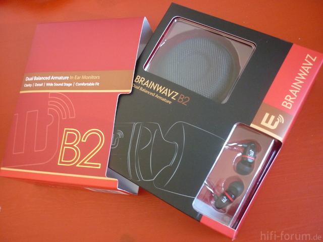 B2 Verpackung