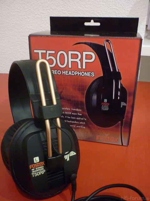 Fostex T50RP