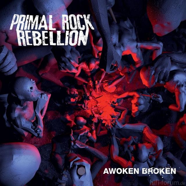 Primal Rock Rebellion