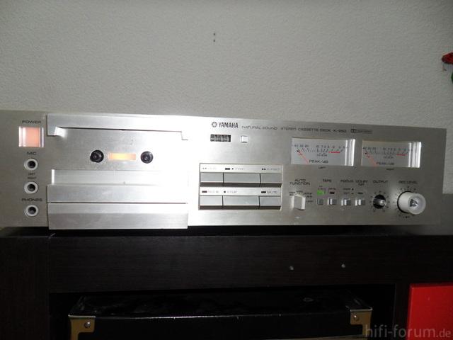 Yamaha K 850