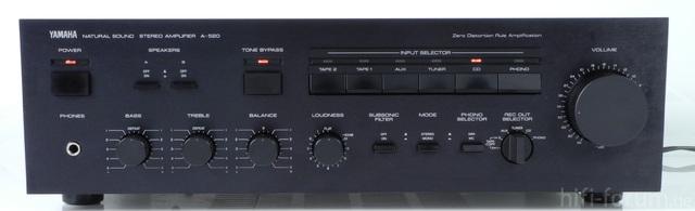 Yamaha A520