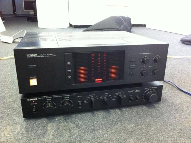 Yamaha M-70 C-2a