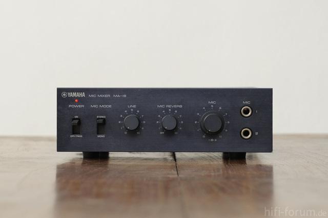 Yamaha MA-1B