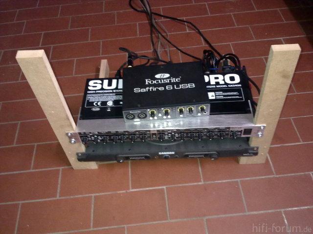 Hifi rack selber bauen  loud'n'horny, Lautsprecher - HIFI-FORUM (Seite 13)
