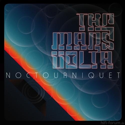 Mars Volta Noctourniquet Album PromoCover Small