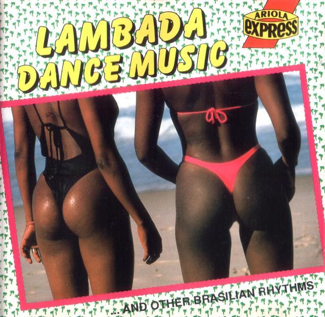 VA   Lambada Dance Music Front