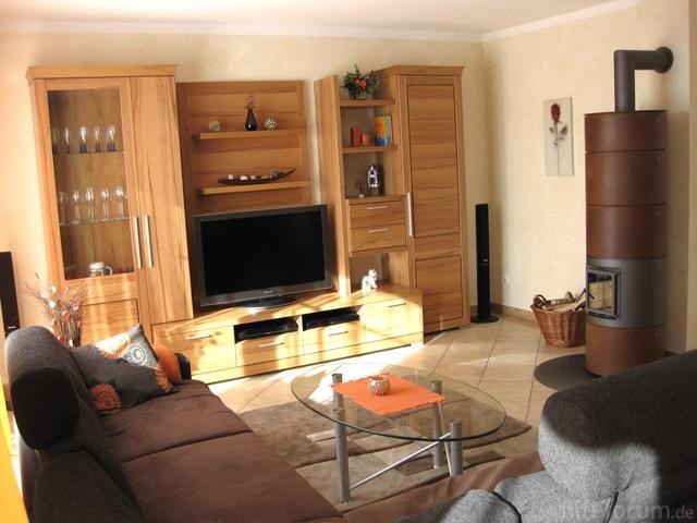 Wohnzimmer Mit Panasonic TX-L42V20E