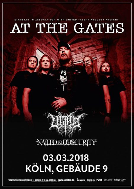 At The Gates Warm Up Show 2018 Flyer Neu 600x847