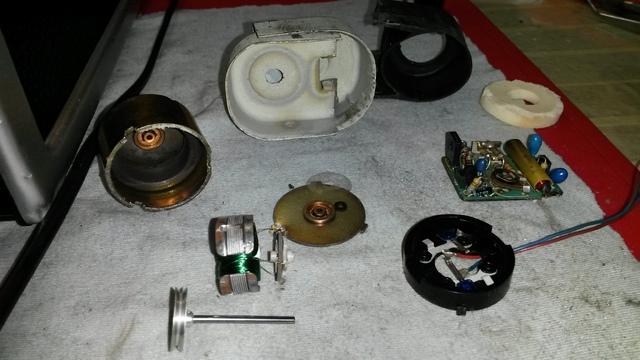 Laufwerksmotor Grundig C6000