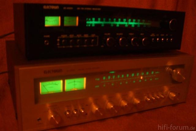 Electown AR-4000C Und Electown AR6000B