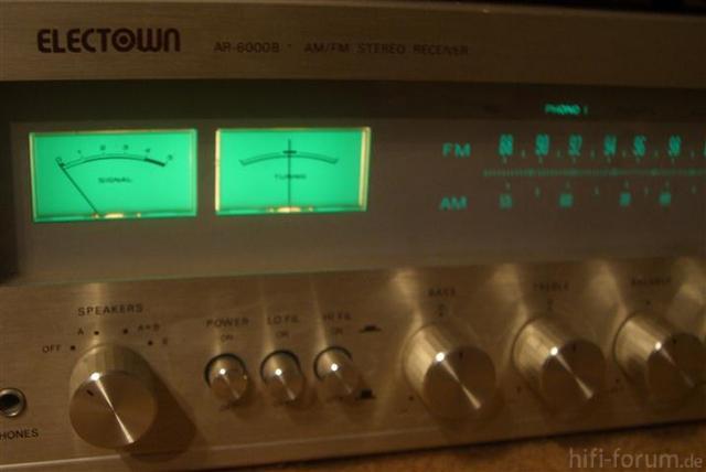 Electown AR-6000C