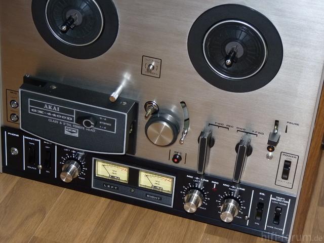 Akai Bandmaschine