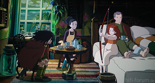 Arrietty Familie