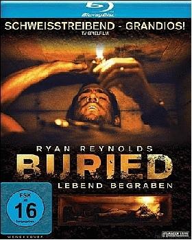 Buried Lebend Begraben Blu Ray