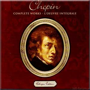 Chopin   Complete Works   L%27oeuvre Integrale (30 Cd Set)