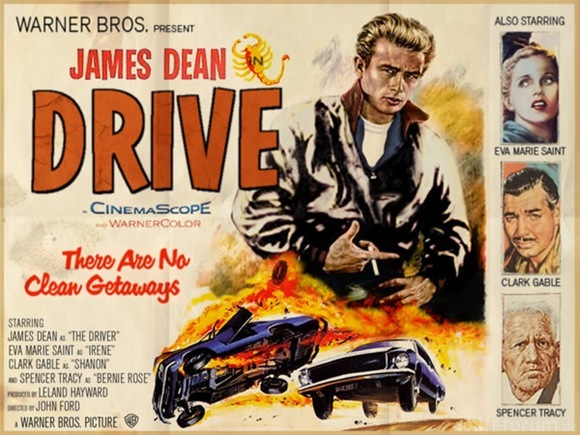 Drive%252520poster%252520james%252520dean%252520retro Thumb%25255B3%25255D