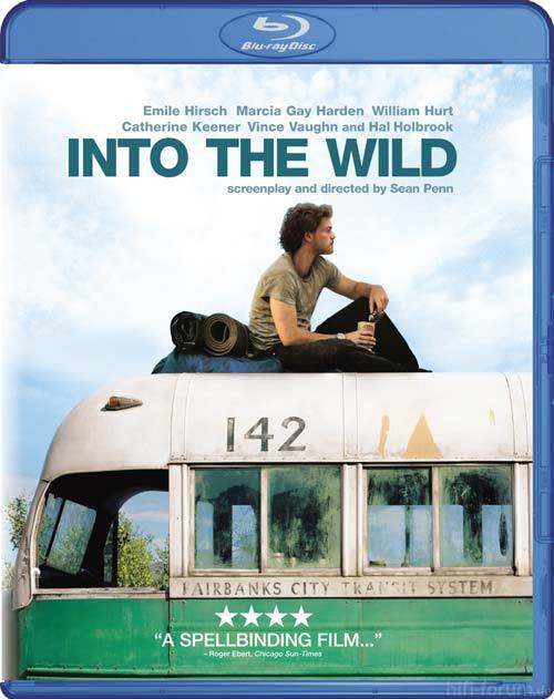 Into Wild Bluray