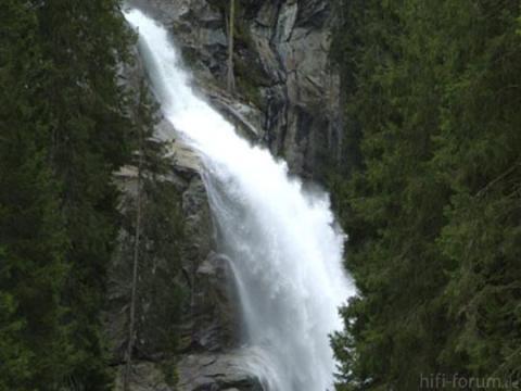 Krimmler Wasserfaelle Krimml Salzburg Abenteuer Natur