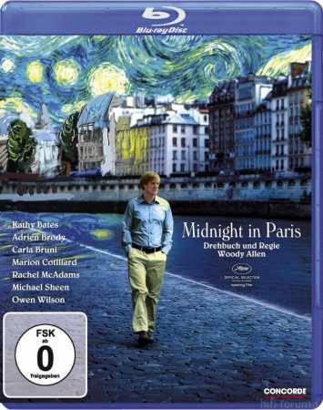 Midnight In Paris DVD Image3