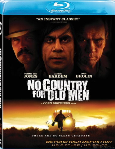 No Country For Old Men Blu Ray