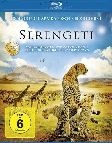 Serengeti Blu Ray Dokumentation