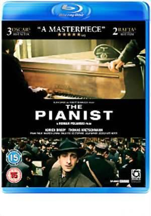 The Pianist Blu Ray AMBALAJINDA  21982365 0