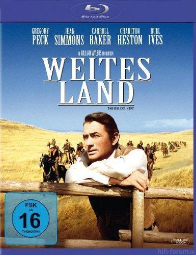 Weites Land Blu Ray Western