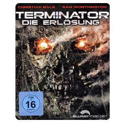 Terminator Die Erloesung Steelbook
