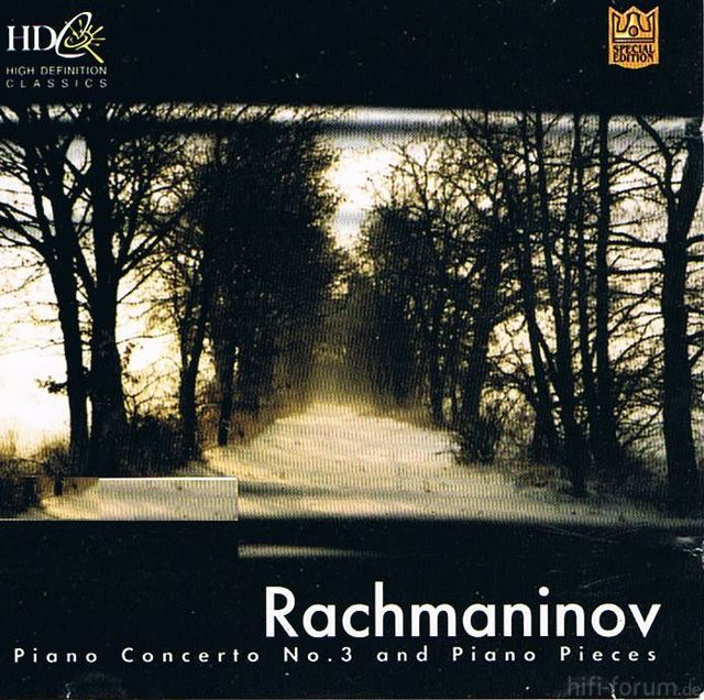 Rachmaninov Concerto No. 3 & Pieces