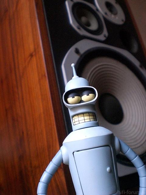 Bender Liebt Die Dicke Berta!