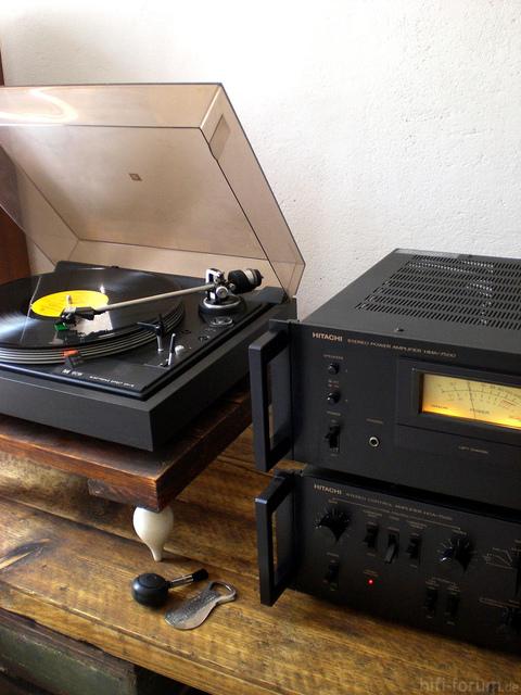 Hitachi HMA HCA 7500 Und Dual 606