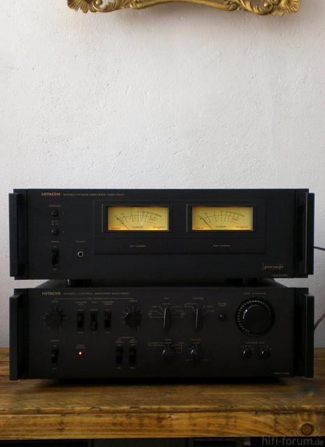 Hitachi HMA/HCA 7500