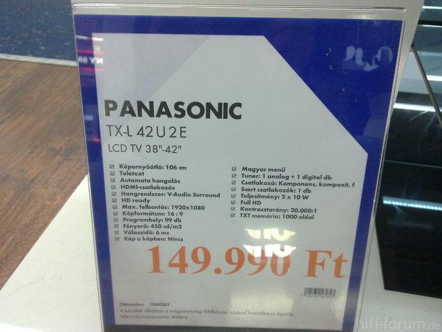Panasonic LCD 2
