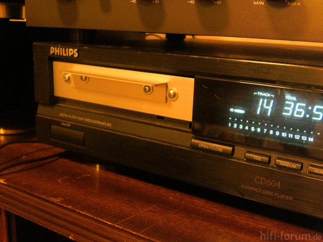 Philips Cd Lade