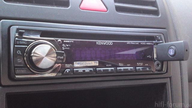 Hier Mein Kenwood Radio, Nicht Das Beste Aber Ausreichend. Habe Ich Fü 100Euro Statt 160 Bekommen In Bayreuth Im Jacobs.