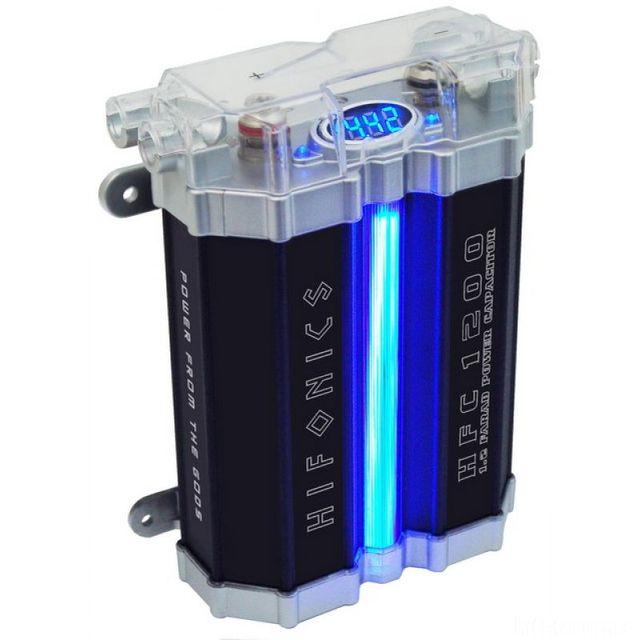 Hifonics HFC 1200 12F Dual Powercap