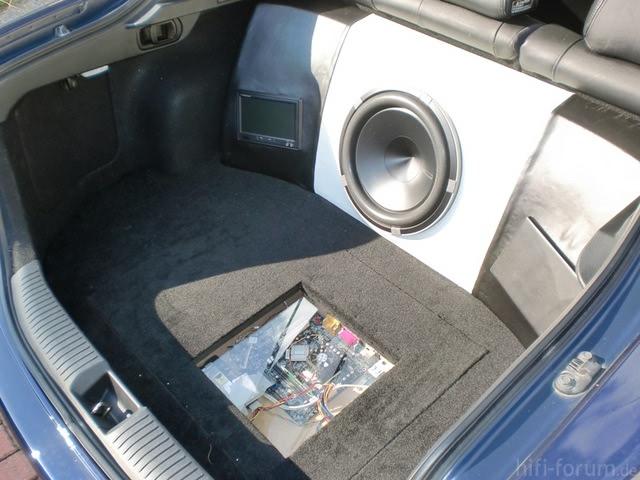Kofferraum Mazda6