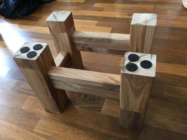 DIY-Lautsprecherständer