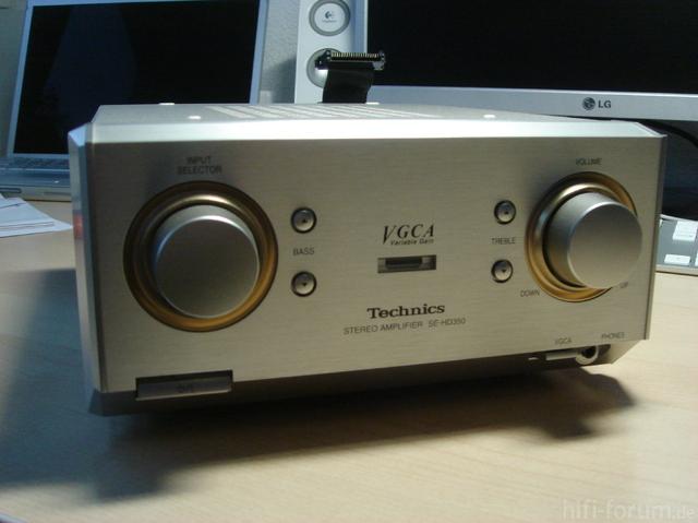 Technics SE-HD 350