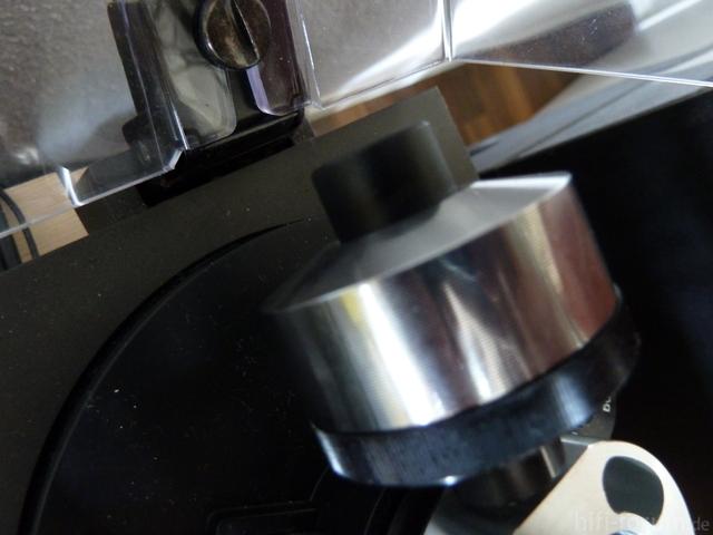 Technics SL-1900 Tonarm Und Gegengewicht