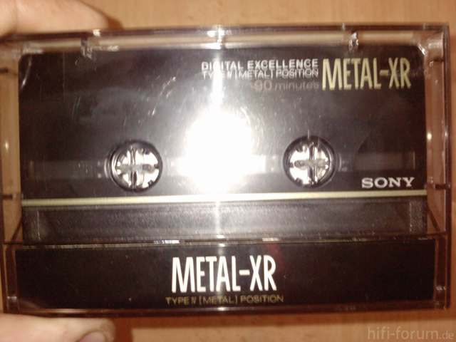Sony Metal-XR0001