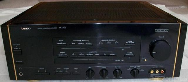 Lenco FA3402