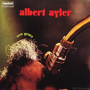 AlbertAylerNewGrass