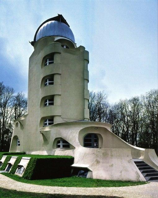 Erich Mendelsohn; Einstein Tower, Potsdam