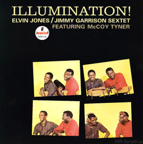 Illumination Elvin Jones Jimmy Garrison
