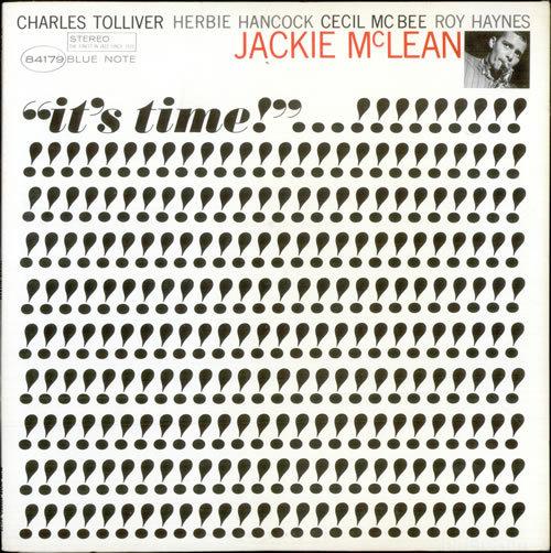 Jackie McLean Its Time 520211