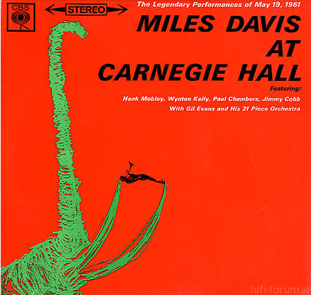 Miles Davis At Carnegie Hall 363062