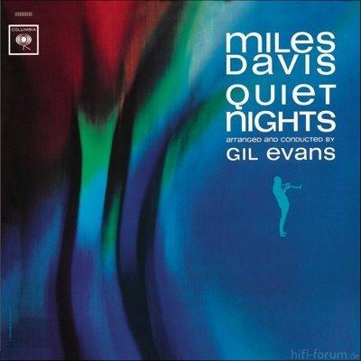 miles davis - nights