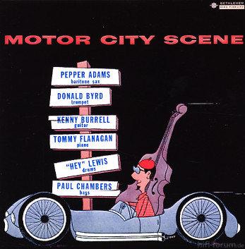 Motorcityscene