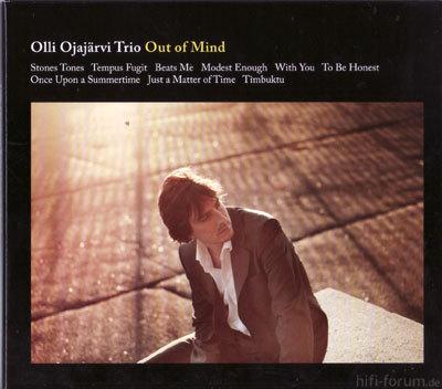 Olli Ojajärvi Trio - Out Of Mind